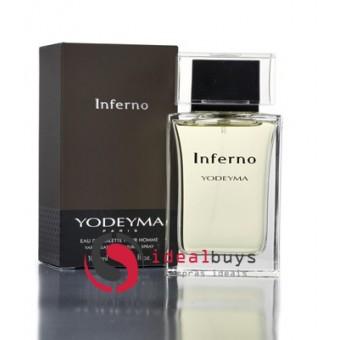 Perfume Masculino Yodeyma Inferno