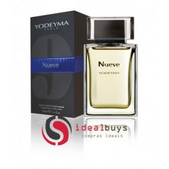 Perfume Masculino Yodeyma Nueve