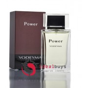 Perfume Masculino Yodeyma Power Men
