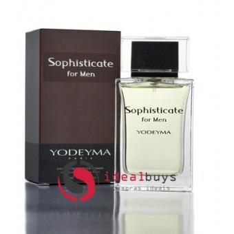 Perfume Masculino Yodeyma Sophisticate