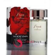 Perfume Feminino Yodeyma Floral