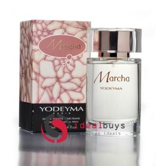 Perfume Feminino Yodeyma Marcha Woman