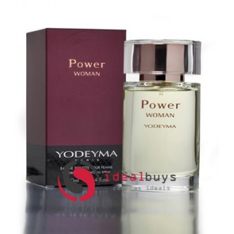 Perfumes Feminino Yodeyma Power Woman